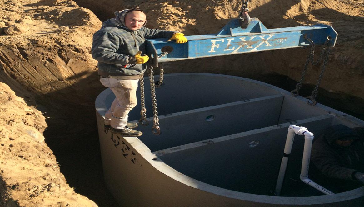 Septic Tank Install Douglas County