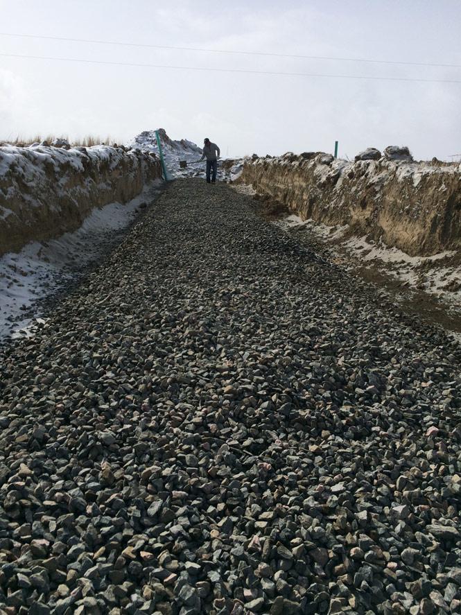 full-cover- gravel leach field colorado