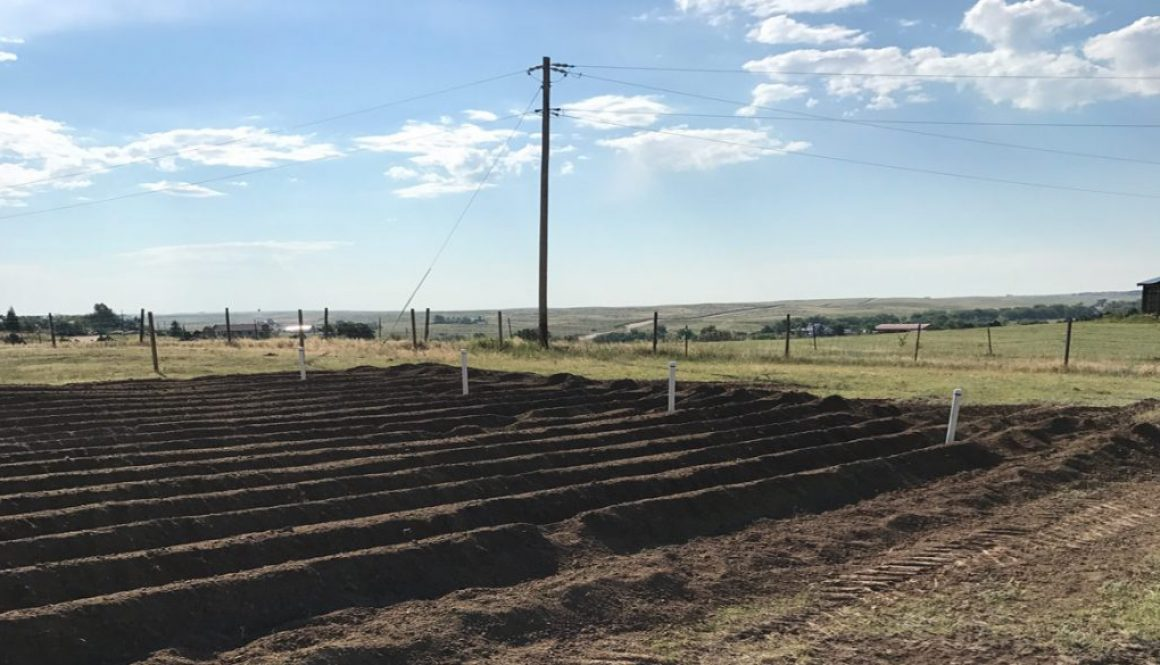Parker CO Septic System replacement