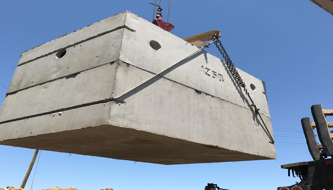 Concrete Tank Weld County